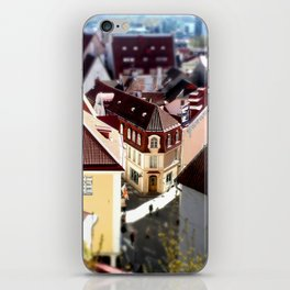 Little Tallinn  iPhone Skin