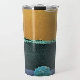 The Drowned World Travel Mug