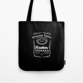 Hawkins Indiana Tote Bag