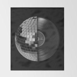 Disco Mix Throw Blanket
