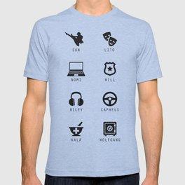 Sense8 Minimalist T-shirt