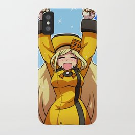 Millia Celebrates (A Little Too Early) iPhone Case