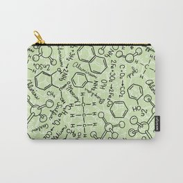 School chemical #6 Carry-All Pouch