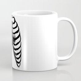 Caged Heart Coffee Mug