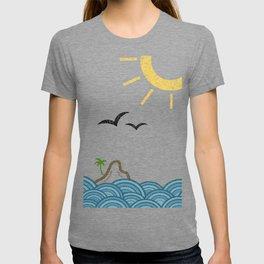 Sunny Island T-shirt