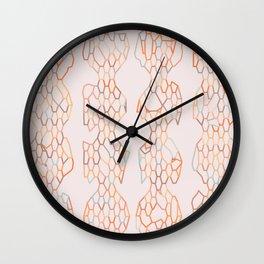 Pattern / GFTpattern026 Wall Clock