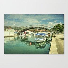 Arch of Trogir  Canvas Print