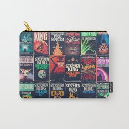 King of Horror 2 Carry-All Pouch