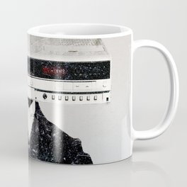 Faces of the Past: VCR Coffee Mug