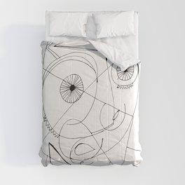 Joan Miro Self-Portrait Artwork For Prints Posters Tshirts Bags Women Men Kids Comforters