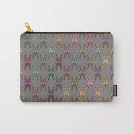 BASKETBALL PATTERN Carry-All Pouch