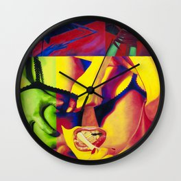 Itch Wall Clock