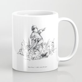 Baby War 2 - The Grand Poo-bah Coffee Mug