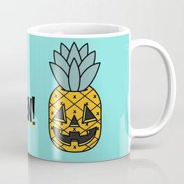 Pineapple Lantern Coffee Mug