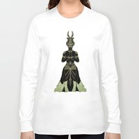 ornate Long Sleeve T-shirts featuring Ornate spirituality by Barruf