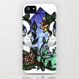 Los dos locos iPhone Case