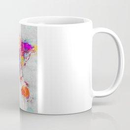 Mother Earth Crying Coffee Mug