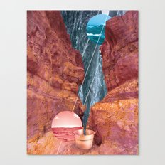 Drip Drop Drip Drop Canvas Print
