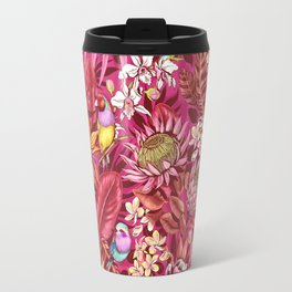 Stand out! (sunset flame) Travel Mug