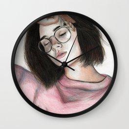 Alleana Wall Clock