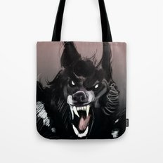 The Werewolf Tote Bag