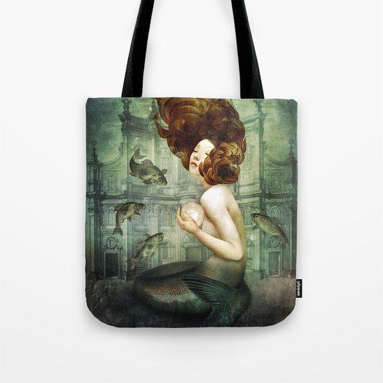 The Mermaid´s Pearl Tote Bag
