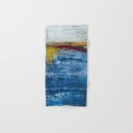 Homage to a ruler - Ocean Hand & Bath Towel