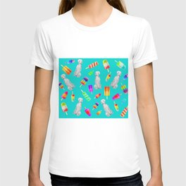 WEIMS AND POPSICLES T-shirt