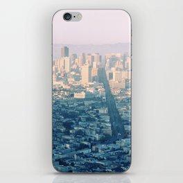 San-Francisco city iPhone Skin