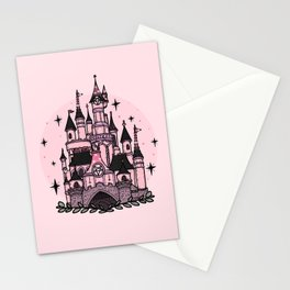The Magical Goth Castle Stationery Cards