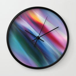sensorial nature Wall Clock