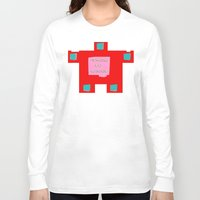 om Long Sleeve T-shirts featuring OM by lucborell
