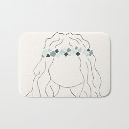 Janis with love Bath Mat