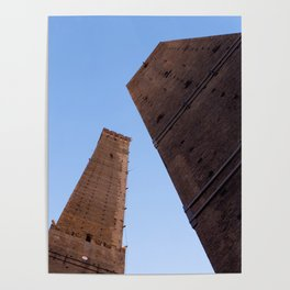 Le Due Torre Poster