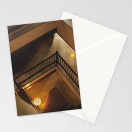 Kathmandu City - Architecture 01 - Stairs Stationery Cards