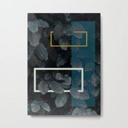 Blue Fall #society6 #decor #buyart Metal Print