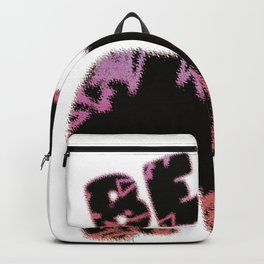 Stylish Bear In Bright Colors Backpack