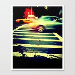 CROSSING.GUARD Canvas Print