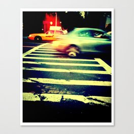 CROSSING.GUARD Canvas Print