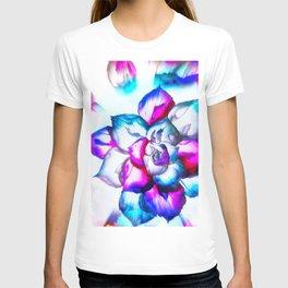 beAutiFully FloWer T-shirt
