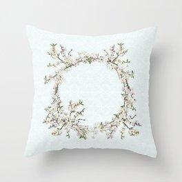 Fuubutsushi - Spring dreams Throw Pillow