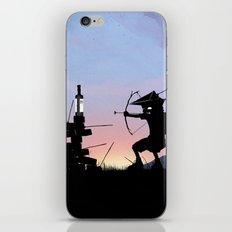 Green Arrow Kid iPhone & iPod Skin
