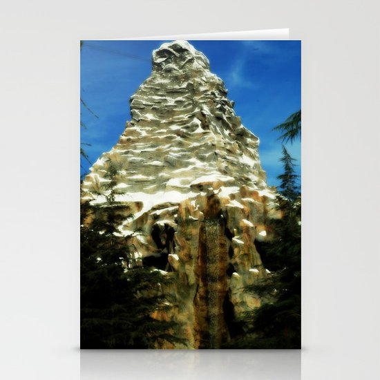 Matterhorn II Stationery Cards