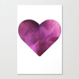 Rebirth of Love Canvas Print