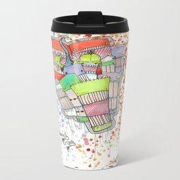 Insanely Crazy Travel Mug