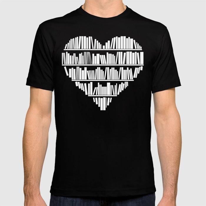 f814a521c8b Book Lover T-shirt by grandeduc