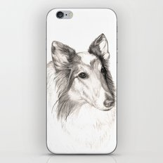 Remembering Maggie :: A Tribute to a Collie iPhone & iPod Skin