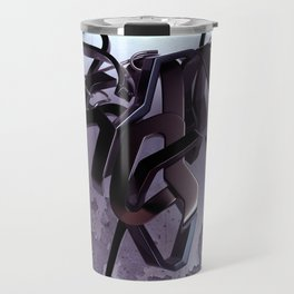 Shame 3D Graffiti Travel Mug
