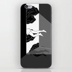 The edge of the world iPhone & iPod Skin