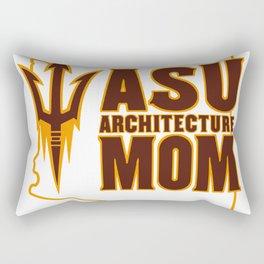 ASU Mom Rectangular Pillow
